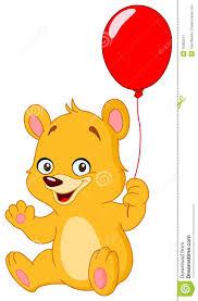 teddy balloons teddy with balloons clipart 101 clip