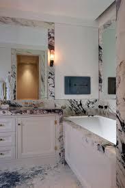 postcards from the kensington hotel marble bathroom divine