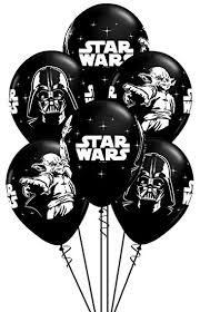 wars balloons delivery qualatex wars biodegradable balloons onyx