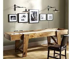 Pottery Barn Sofa Tables by Pottery Barn Shuffleboard Table Home And Garden Design Ideas