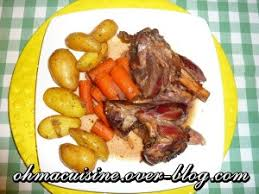 recette maxi cuisine souris d agneau au vin à la mijoteuse ohmacuisine