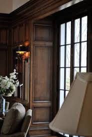 stained wood panels how to make a dark paneled room look fresh light dark wood