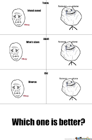 Ok Guy Meme - okay guy vs forever alone by griix meme center
