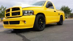 Dodge Ram Yellow - what did you do to your truck today page 194 dodge ram srt
