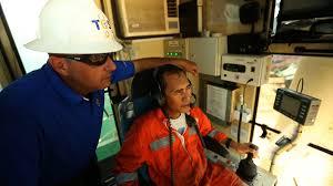 offshore crane service thailand thunder oilfield services tos