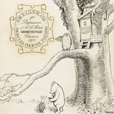 sotheby u0027s auctions unpublished winnie pooh drawing bbc