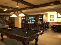 how big of a room for a pool table exciting pool table room ideas game design home theater awesome