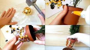 decorating a mini tree diy tiny ornaments by