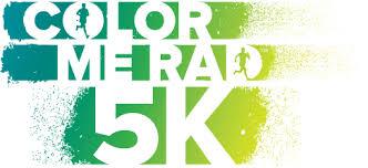 color me rad 5k run