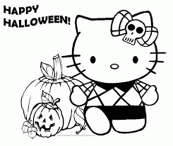 Printable Scary Halloween Coloring Pages by Halloween Coloring Pages Online Print Kids Coloring