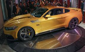 All Black Mustang For Sale 2015 Saleen Mustang S302 Black Label Revealed U2013 News U2013 Car And Driver