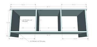 storage bench plans u2013 us1 me