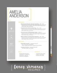 Modern Resumes Creative Blue Triangle Template Modern Resume By Hellocareer