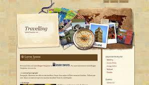 travel blogs images 15 best travel blogger templates templatemag jpg