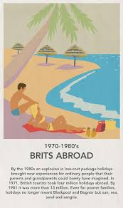 the great british holiday an illustrated history