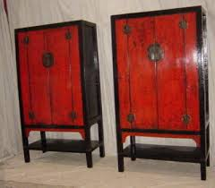 Red Cabinet Hk Antique Chinese Wedding Cabinets Antique Chinese Marriage