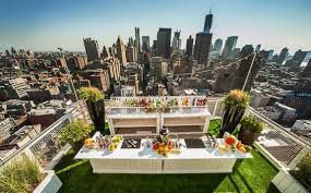 Roof Top Bars In Nyc Top 5 Summer Nyc Rooftop Bars