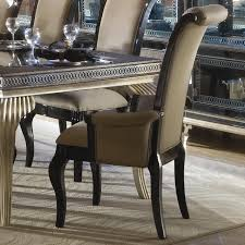 aico dining room sets hollywood swank arm chair by aico amini innovation hollywood
