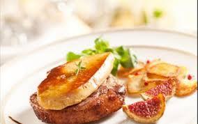 cuisiner foie gras recette foie gras poêlé sur tournedos 750g