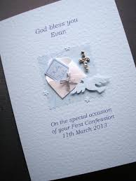 reconciliation gifts personalised confession card for a boy reconciliation card