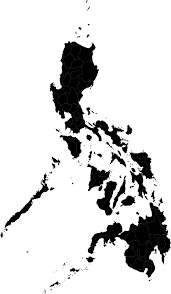 vector map free philippines vector svg map or it