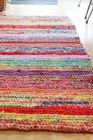 Coil Rug Hula Hoop T Shirt Rug Instructions Easy Video Tutorial Braided