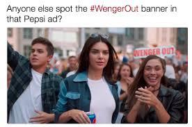 English Premier League Memes - wenger out know your meme