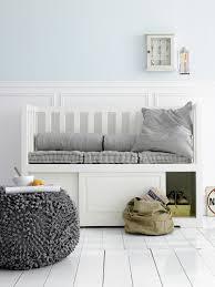 bank fã r flur sitzbank praktisches möbel für flur bis küche schöner wohnen