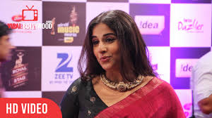 vidya balan 2016 wallpapers vidya balan at 8th mirchi music awards 2016 viralbollywood