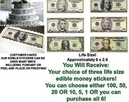edible money edible money etsy