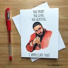 dj khaled card card for friend bff gift hip hop card dj