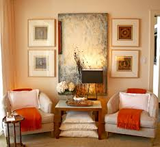 Home Decor Orange African Home Decor With
