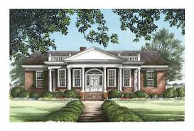neoclassical home plans eplans revival house plan miz lossies house 2249 square