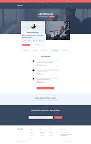 Website Resume Examples Well Designed Resume Examples For Your Inspiration