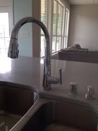 moen kitchen faucet with soap dispenser nori chrome one handle high arc pulldown kitchen faucet 87066
