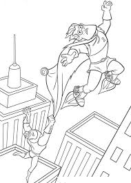 pictures funny syndrome incredibles coloring pages books