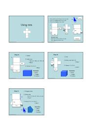volume and surface area teachit maths