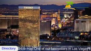 Las Vegas Hotels On The Strip Map by Trump International Hotel Las Vegas Las Vegas Hotels Nevada