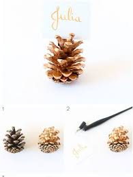 pine cone table decorations 25 christmas table decorations place settings