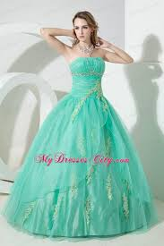 aqua green quinceanera dresses pretty apple green quinceanera dresses sweet apple green