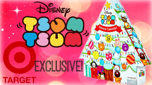disney tsum tsum target exclusive advent calendar countdown