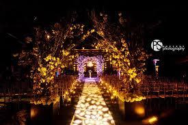 vizcaya wedding luxury miami wedding lighting at vizcaya illumene