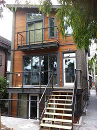 Home House Design Vancouver Junck Duplex Vancouver Bc U2014 Lanefab Design Build