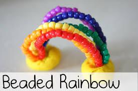 beaded rainbow i can teach my child