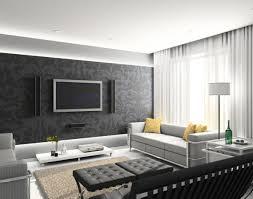 modern wallpaper living room modern design ideas