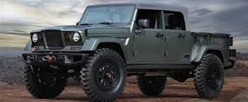 new jeep truck 2018 2018 jeep wrangler confirmed to spawn crew cab pickup truck