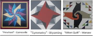 Barn Quilt Art Wyoming County Ny Barn Quilt Trail Home Facebook