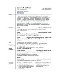 easy resume format easy resume template word professional resume templates word