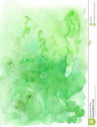 Light Green Color by Watercolor Painting Background Stock Photos Image 33463253