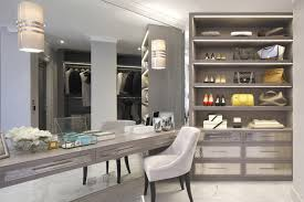 Built In Vanity Dressing Table Built In Dressing Table Contemporary Closet Kimberley Seldon
